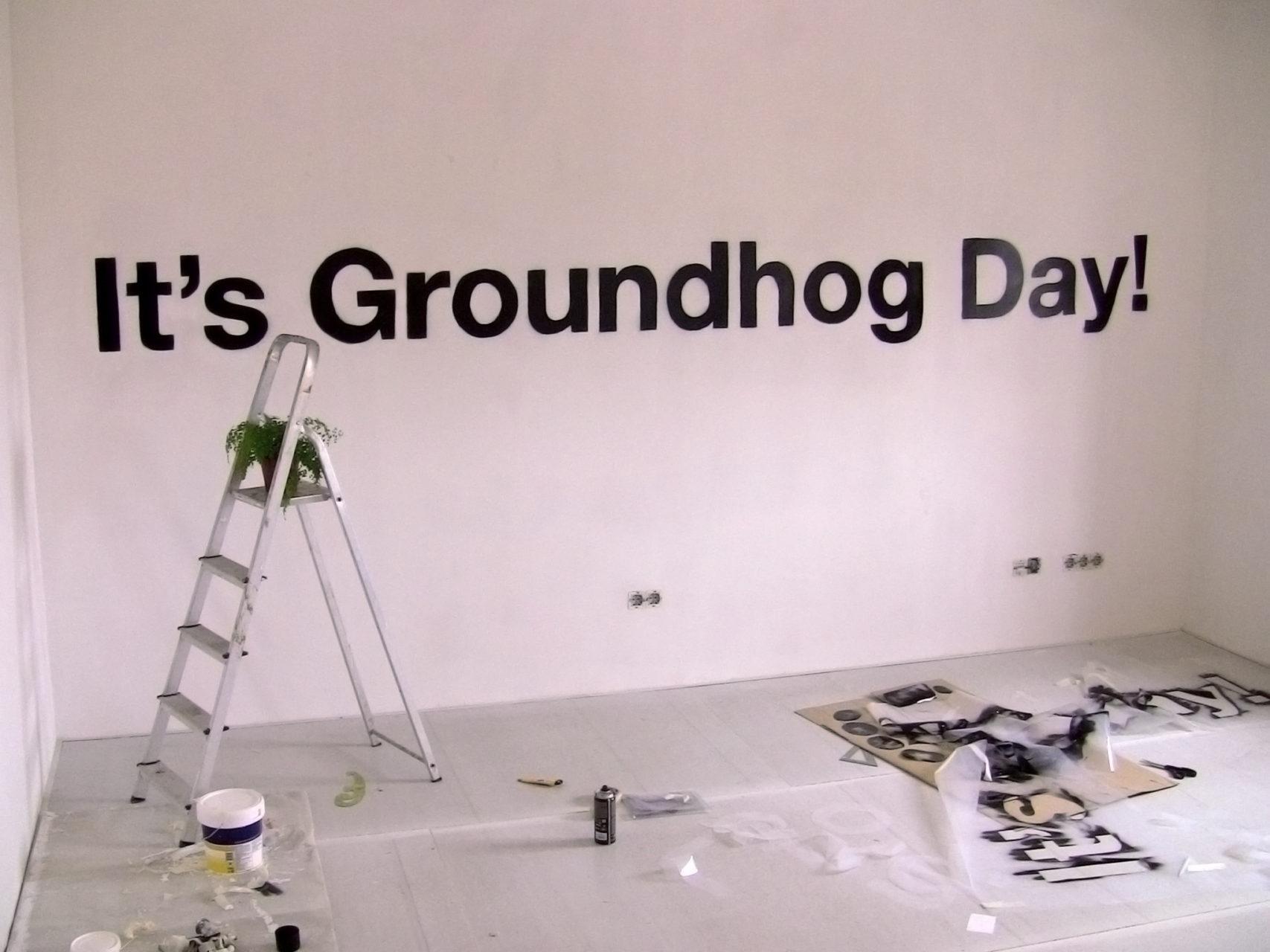 It's Groundhog Day!